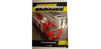 Carro Portaescala - Fascículo 6 - Grandes Camiones Editorial Sol90