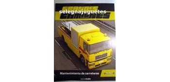 Mantenimiento de Carreteras - Fascículo 15 - Grandes Camiones Editorial Sol90