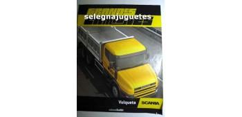 Volquete - Fascículo 3 - Grandes Camiones Editorial Sol90