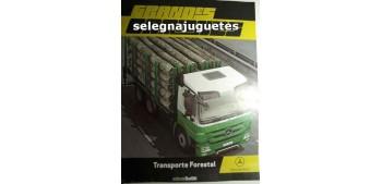 Transporte Forestal - Fascículo 4 - Grandes Camiones Editorial Sol90