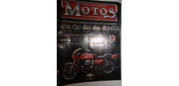 Les Grandes Motos Clasiques - Fasc 09 - Guzzi Le Mans año 1978