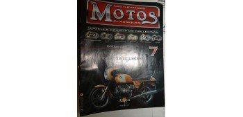 Les Grandes Motos Clasiques - Fasc 07 - BMW R90S año 1976 (En
