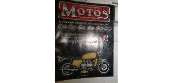 Les Grandes Motos Clasiques - Fasciculo 06 - Honda Goldwing gl