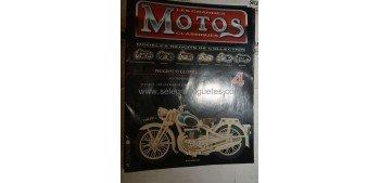 Les Grandes Motos Clasiques - Fasciculo 04 - Peugeot 55 GL year
