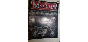 Les Grandes Motos Clasiques - Fasciculo 05 - Norton Commando