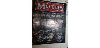 Les Grandes Motos Clasiques - Fasciculo 05 - Norton Commando 750 1969 (En francés) Altaya