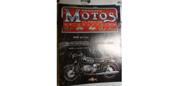 Grandes Motos Clasicas - Fasc. 03 - Bmw R69-s año1961