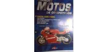 Grandes Motos Competición - Fasciculo 59 - Cagiva C594 1994