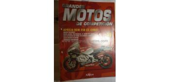 Grandes Motos de Competición - Fasciculo 57 - Aprilia Rsw 250 cc 2002 Altaya