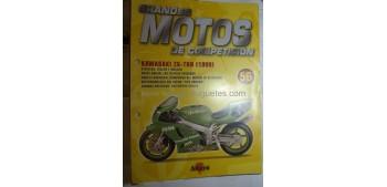 Grandes Motos de Competición - Fasciculo 56 - Kawasaki ZX-7 RR 1999 Altaya
