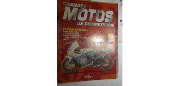 Grandes Motos de Competición - Fasciculo 53 - Proton Kr 2002 Altaya
