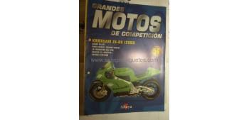Grandes Motos de Competición - Fasciculo 51 - Kawasaki ZX-RR 2003 Altaya