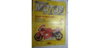 Grandes Motos de Competición - Fasciculo 50 - Yamaha Yzr 500 cc 2001 Altaya