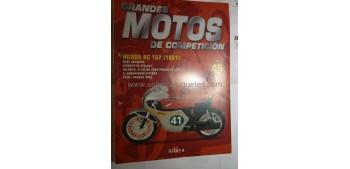 Grandes Motos de Competición - Fasciculo 45 - Honda Rc 162 1961 Altaya