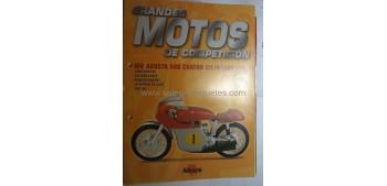 Grandes Motos de Competición - Fasciculo 43 - Mv Augusta 500 cuatro cilindros 1956 Altaya
