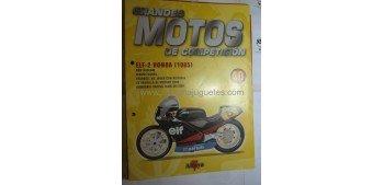 Grandes Motos de Competición - Fasciculo 40 - Elf-2 Honda 1985 Altaya