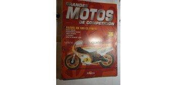 Grandes Motos Competición - Fasciculo 38 - Yamaha Rd 05 250 1968