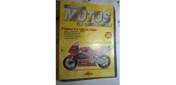 Grandes Motos Competición - Fasciculo 35 - Honda Vtr 1000 cc
