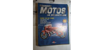 Grandes Motos de Competición - Fasciculo 34 - Derbi 125 Gp 1988 Altaya