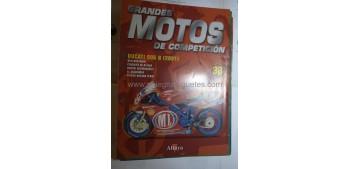Grandes Motos de Competición - Fasciculo 33 - Ducati 996 r 2001 Altaya