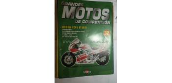 Grandes Motos de Competición - Fasciculo 32 - Honda Rc45 1997 Altaya