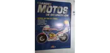 Grandes Motos de Competición - Fasciculo 28 - Honda ns 500 cc 1983 Altaya