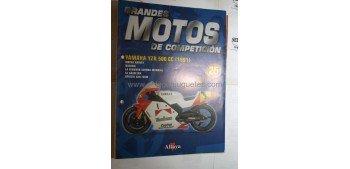 Grandes Motos de Competición - Fasciculo 25 - Yamaha Yzr 500 cc 1991 Altaya