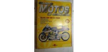 Grandes Motos de Competición - Fasciculo 24 - Suzuki Rgv 500 cc 2000 Altaya