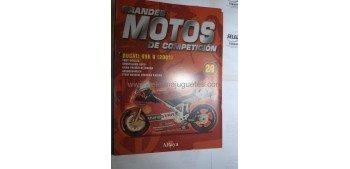 Grandes Motos de Competición - Fasciculo 21 - Ducati 996 r 2001 Altaya