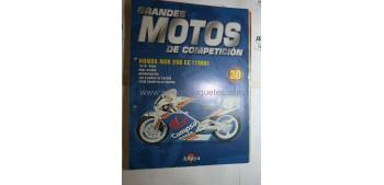 Grandes Motos de Competición - Fasciculo 20 - Honda Nsr 250 cc 1988 Altaya