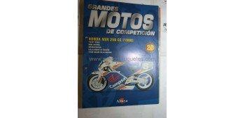 Grandes Motos Competición - Fasciculo 20 - Honda Nsr 250 cc 1988