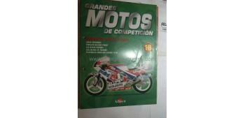 Grandes Motos de Competición - Fasciculo 18 - Honda Rs 125 cc 1991 Altaya