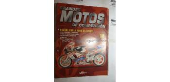 Grandes Motos de Competición - Fasciculo 17 - Suzuki Gsx R 1000 cc 2001 Altaya