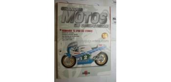 Grandes Motos de Competición - Fasciculo 14 - Yamaha Tx 250 cc 1984 Altaya