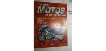 Grandes Motos de Competición - Fasciculo 10 - Honda Rsr 125 cc 2001 Altaya
