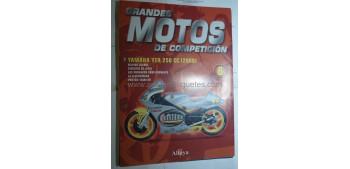 Grandes Motos de Competición - Fasciculo 08 - Yamaha Yzr 250 cc 2000 Altaya