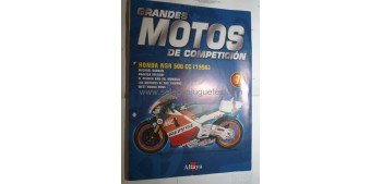 Grandes Motos Competición - Fasciculo 07 - Honda nsr 500