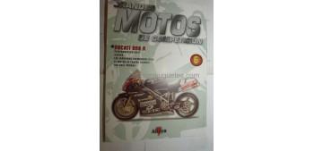 Grandes Motos de Competición - Fasciculo 06 - Ducati 998 r Altaya
