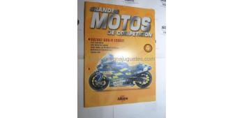 Grandes Motos de Competición - Fasciculo 04 - Suzuki Gsv-R 2002 Altaya