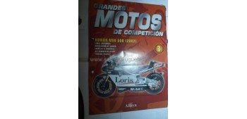 Grandes Motos Competición Fasciculo 03 Honda Nsr 500 2000