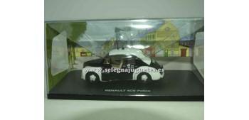 miniature car Renault 4cv Policia 1/43 Atlas