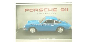 coche miniatura Porsche 911 1964 1/43 Atlas