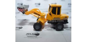 miniature truck Excavadora (sin caja) escala aprox 1:65 cararama