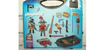 Playmobil - Maletín Piratas Playmobil