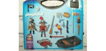 Playmobil Maletín Piratas 5894