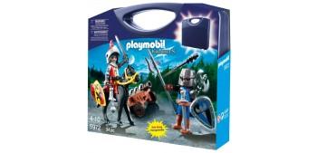 Playmobil - Maletín Caballeros - Knights Playmobil
