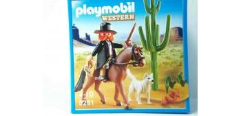 Playmobil - Sheriff con caballo Playmobil