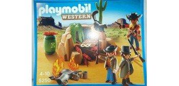 Playmobil Escondite de los bandidos 5250