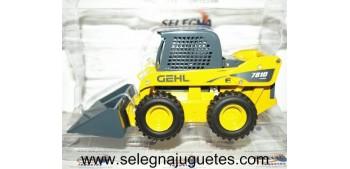 miniature truck MINICARGADORA GEHL 1810 TURBO 1/25 JOAL