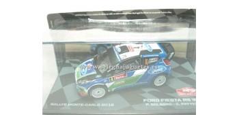 Ford Fiesta Rs WRC Montecarlo Solberg 1/43 Eaglemoss